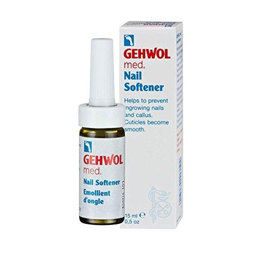 怖い努力するシェードGehwol Med Nail Softener 15ml [並行輸入品]