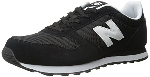 new balance 311 womens black