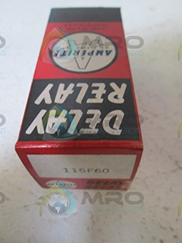 AMPERITE 115F60 Fuse TIME DELAY Relay