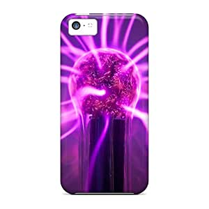 Hot New Electric Case Cover For Iphone 5c With Perfect Design
