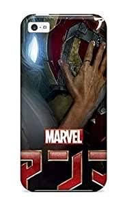 WilliamBDavis DwDaSJn2712fughW Case For Iphone 5c With Nice Iron Man Trailer Appearance