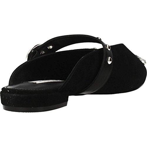 Shoes Ballerina Colour Shoes Black Model Flat Steve Womens Madden Brand Black Black Womens Ballerina BpqxAAvwF