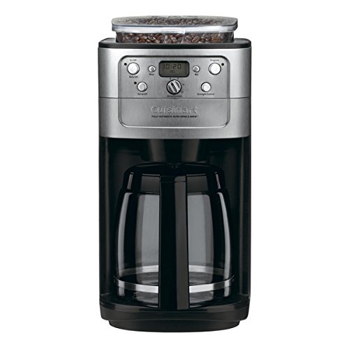 Cuisinart DGB-700BC 12-cup Grind & Brew Automatic Coffeemaker, 1 inch high x 26 inches wide x 14.325 inches long