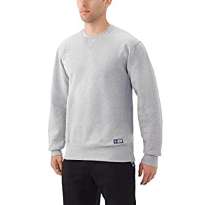Russell Athletic Men's PRO10 Heritage Inspired Heavyweight Sweatshirt, Oxford - 2XL