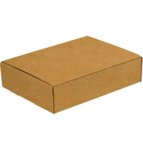 BOX USA BM1073K Corrugated Mailers, 10