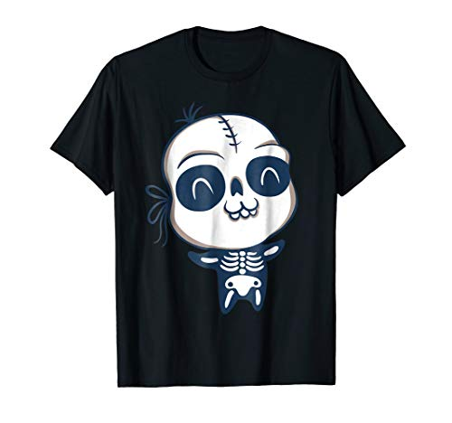 Cute Baby Skeleton T-Shirt Halloween Kid Scary Costume Tee for $<!--$15.99-->