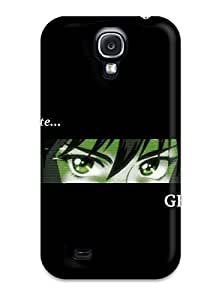 Hot Fashion JjMXmcH14106GHGij Design Case Cover For Galaxy S4 Protective Case (ghost In The Shell)