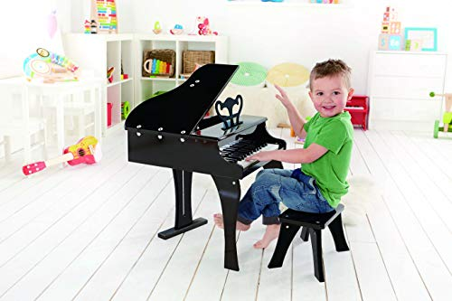 Hape Happy Grand Piano Toddler Wooden Musical Instrument by Hape (Image #3)