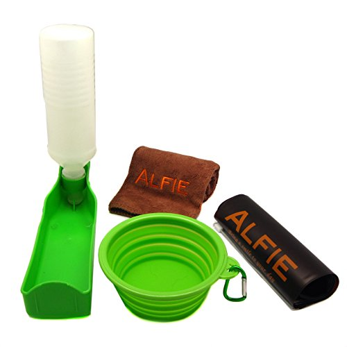Alfie-Pet-by-Petoga-Couture-Elva-Pet-Walking-Set-with-Travel-Bowl-Microfiber-Fast-Dry-Towel-Water-Bottle-and-Zip-lock-Storage-Bag