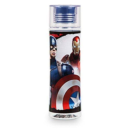 Disney Store Captain America: Civil War Water Bottle