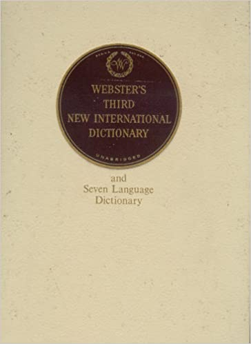 Websters third new international dictionary and seven language websters third new international dictionary and seven language dictionary volumes i ii iii bw illustrations and diagrams amazon books ccuart Image collections