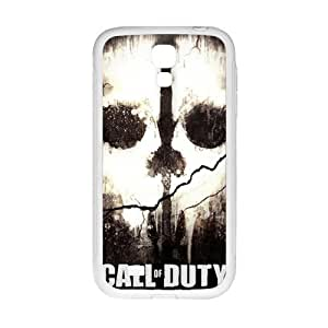 Cool painting Call of Duty skull Cell Phone Case for Samsung Galaxy S4