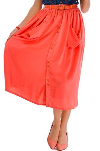 Ça Va Bien Fashion - Falda - para mujer Lilac
