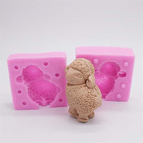 pea 3D 石鹸 フォンダン フィモ レジン ポリマー シリコン クレイ モールド