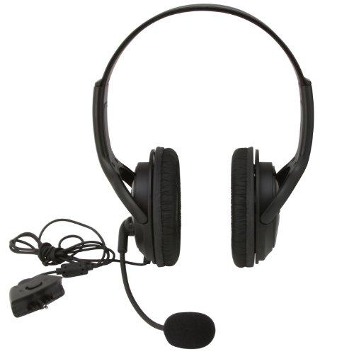 Arsenal Gaming AX36HDSETB Headset, Black - Xbox 360