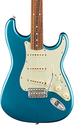 Fender Classic Series 60S Stratocaster Electric Guitar   Pau Ferro Fingerboard   Lake Placid Blue