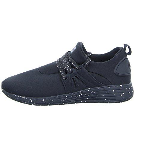 PROJECT DELRAY Herren Sneaker black-white