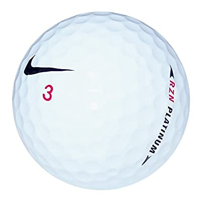 Nike RZN Platinum Mint Recycled Golf Balls (36 pack)