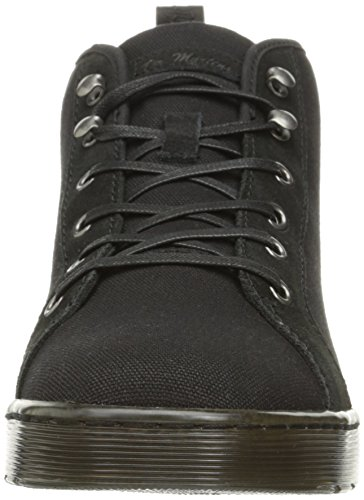 Dr.Martens Mens Coburg Waxy Canvas Boots Black