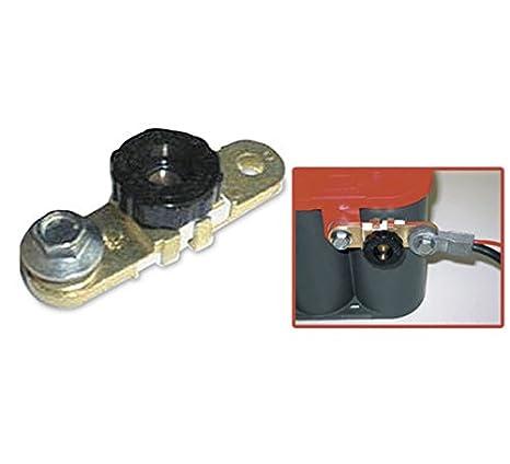 Cocar 15-17mm Di/ámetro Universal Auto Coche Cami/ón Barcos Bater/ía Terminal Enlace Interruptor Parts Desconecte Coche de Corte Quick