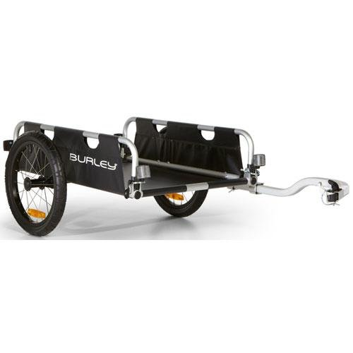 Burley Design Flatbed, Black, One Size
