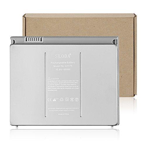 SLODA nueva batería del ordenador portátil para Apple A1175 A1211 A1226 A1260 A1150 MacBook Pro