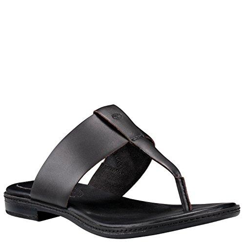 Timberland Women's Thong Cherrybrook Black Sandals 01q0nwrd