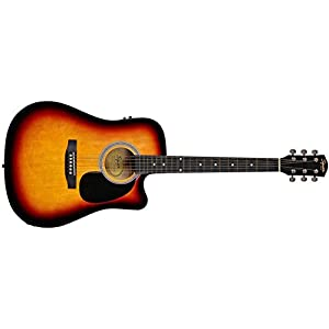 Fender SA 105 Acoustic Guitar