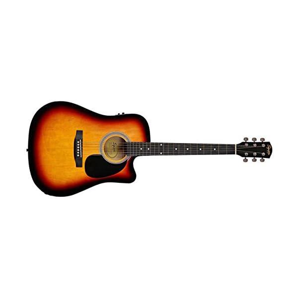 Fender SA 105 Acoustic Guitar