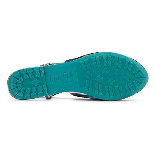 Blowfish Rumiko Mujer Lona Zapatos Planos