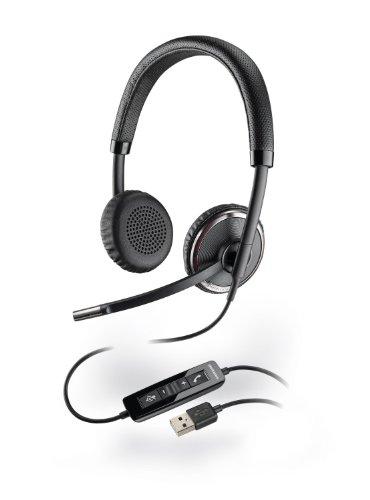 Plantronics Blackwire Stereo Noise canceling Headset