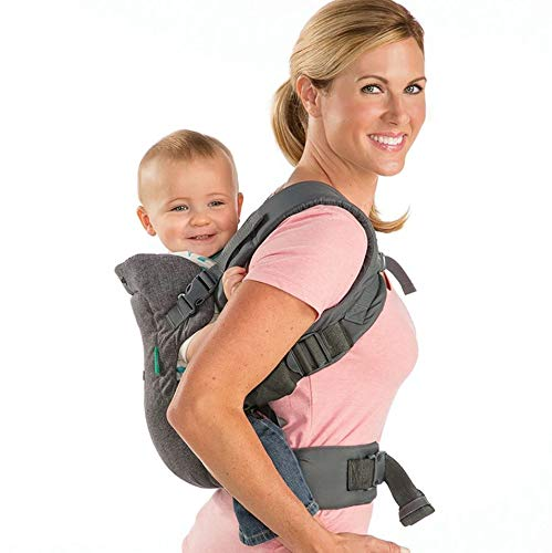 Infantino Flip 4-in-1 Convertible Baby Carrier