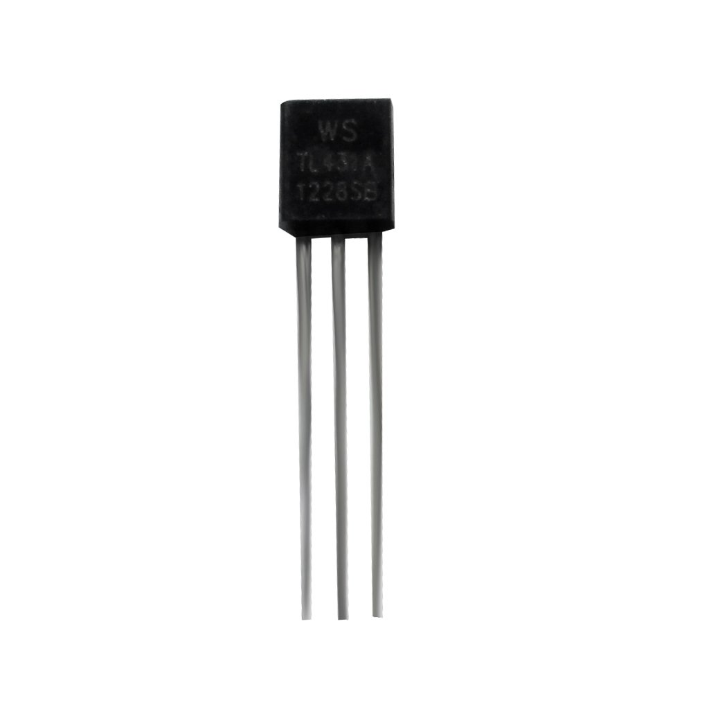 100pcs TL431 TL431A A-92 Cerca De Referencia Ic 0,5%: Amazon.es: Electrónica