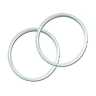 Genuine Instant Pot Sealing Ring 2 Pack Clear, Mini 3 Quart