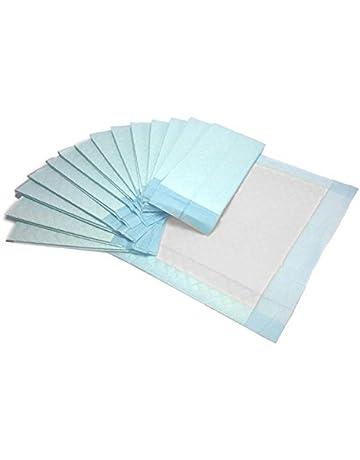 Tiga-Med - 200 unidades de protectores para pacientes con incontinencia, 60 x 90
