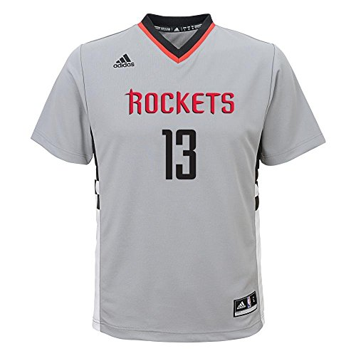 ef9cf3f59 Jual Houston Rockets James Harden Youth Alternate Replica Jersey ...