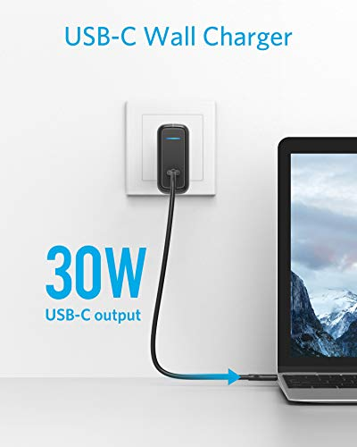 Anker PowerCore+ 26800 PD with 30W Power Delivery Charger, Portable Charger Bundle for MacBook Air / iPad Pro 2018, iPhone XS Max / X / 8, Nexus 5X / 6P, and USB Type-C Laptops with Power Delivery by Anker (Image #5)