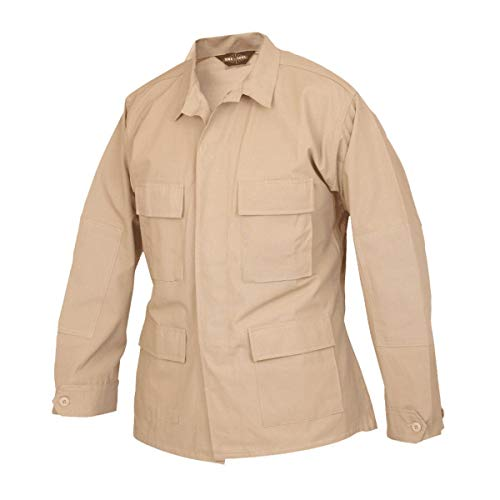 Tru-Spec BDU Coat Cotton Khaki XXL-Long 1550027 ()