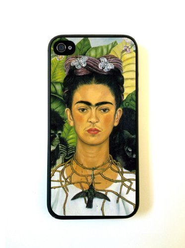 iphone-5-5s-case-thinshell-case-protective-iphone-5-5s-case-frida-kahlo-self-portrait