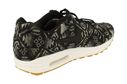 NIKE Air Max 1 PRM Pendleton Mens Running Trainers 918620 Sneakers Shoes Dark Grey Black 004 outlet perfect sjstN3YR