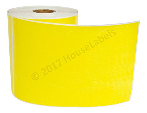 (14 Rolls; 250 Yellow 4