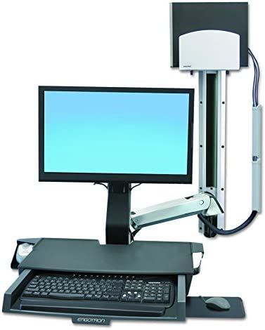 Ergotron 45270026 StyleView Sit Stand Worksurface product image