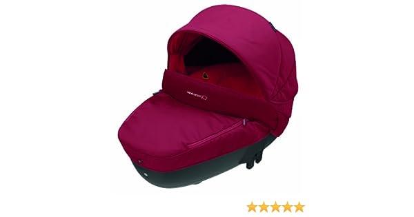 Bébé Confort Windoo Plus - Cuco de seguridad, grupo 0, color rojo