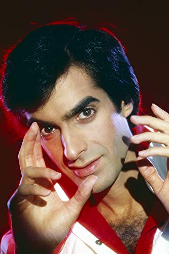 David Copperfield in The Magic of David Copperfield Magic Pose 24x18 Poster