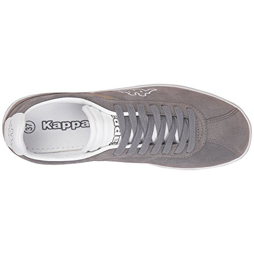 Kappa Grey Mixte Legend 1610 Baskets White Gris Adulte 6w7gr6xna