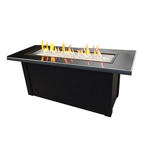 Outdoor GreatRoom Company Monte Carlo Fire Table