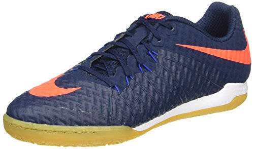 Nike 749887-484, Scarpe da Calcetto Uomo Blu (Obsidian/Total Crimson-game Royal)