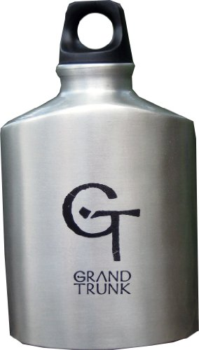 grand-trunk-aluminum-flask-with-koozy-silver
