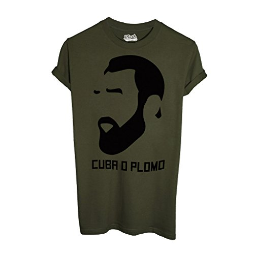 T-Shirt FOR PEOPLE AND NATION FIDEL CASTRO - POLITIC by iMage Dress Your Style
