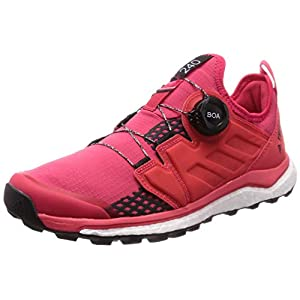 Adidas Terrex Agravic Boa Rojo | Zapatillas Trail Mujer